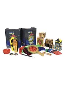 Melissa & Doug - Deluxe Wooden Magic Set
