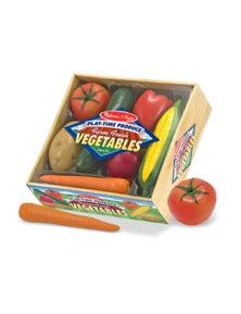 Melissa & Doug - Play-Time Produce Vegetables
