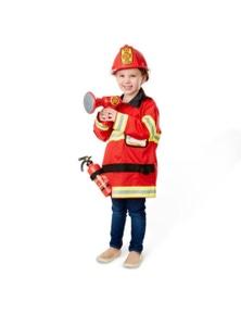 Melissa & Doug - Fire Chief Role Play Costume Set