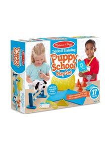 Melissa & Doug - Tricks & Training Puppy School Play Set