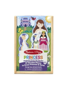 Melissa & Doug - Princess Magnetic Dress-Up Play Set