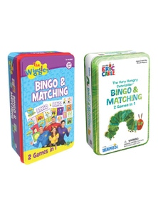 U Games The Very Hungry Caterpillar,The Wiggles Bingo,Matching Kids Game