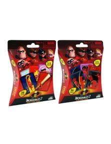 Disney Pixar Incredibles 2 36pc Snap36pc Fish Card Game