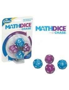 ThinkFun - Math Dice Chase Game