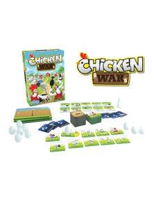 ThinkFun - Chicken War Game