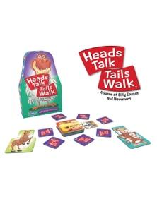 ThinkFun - Heads Talk, Tails Walk