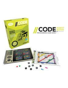 ThinkFun - //CODE: Robot Repair Game