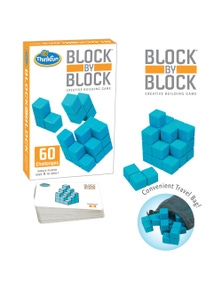 ThinkFun - Block by Block Game