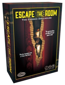 ThinkFun - Escape Room: The Cursed Dollhouse