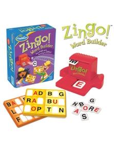 ThinkFun - Zingo! Word Builder Game