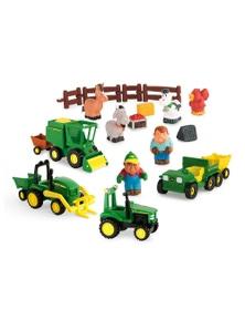 John Deere 24pc Fun On The Farm Playset
