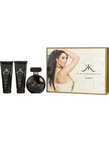 Kim Karda Gold 3Pc by Kim Kardashian for Female (100ML) Eau de Parfum - GIFT SET