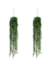 2X Hanging 50Cm Artificial String Of Beads
