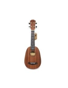 "21"" Pineapple Ukulele Guitar Hawaiian 4 String 15 Frets UK21PA"