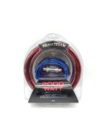 4 Gauge 2000Watt Car Audio Wiring Kit Maximum Signal Transfer S754