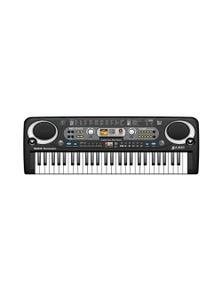 54 Key Kids Electronic Keyboard Record Playback Wired Microphone MQ5413