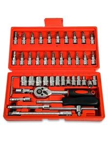 46PC Socket Tool Kit