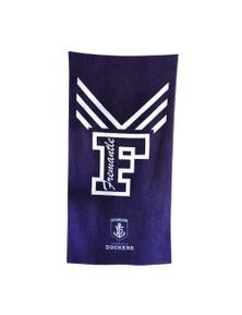 Fremantle Dockers AFL Beach Towel