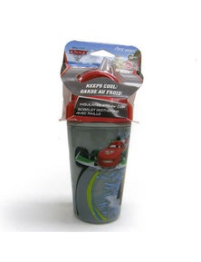 Disney Cars Insulated Straw Cup