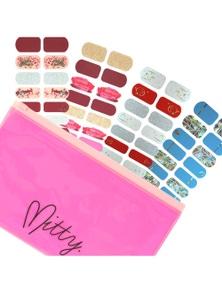 Mitty Jelly Gel Polish Wrap Bundle 1