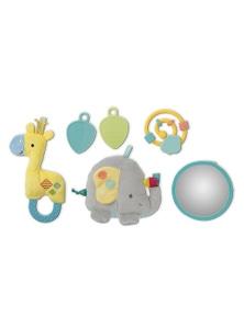 Bright Starts Hug N Cuddle Elephant Activity Gym
