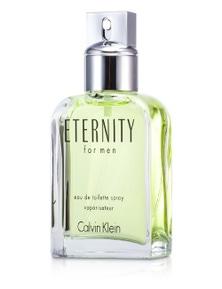 Eternity by Calvin Klein for Male (100ML) Eau de Toilette - BOTTLE