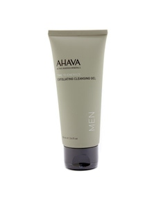 Ahava Time To Energize Exfoliating Cleansing Gel