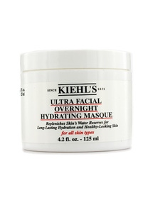 Kiehl's Ultra Facial Overnight Hydrating Masque - For All Skin Types