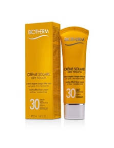 Biotherm Creme Solaire SPF 30 Dry Touch UVA/UVB Matte Effect Face Cream