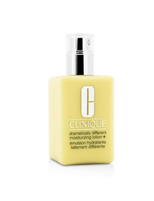 Clinique Dramatically Different Moisturizing Lotion+ (Very Dry to Dry Combination; With Pump)