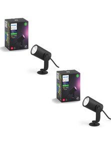 Philips Hue Outdoor Spot Extension 2x