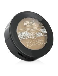 Lavera 2 In 1 Compact Foundation