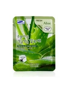 3W Clinic Mask Sheet - Fresh Aloe