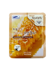 3W Clinic Mask Sheet - Fresh Royal Jelly