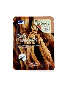3W Clinic Mask Sheet - Fresh Red Ginseng