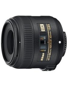 Nikon AF-S DX 40mm f/2.8G Micro Camera Lens