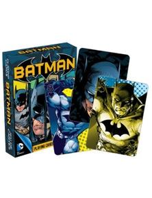 DC Comics Batman Playing Cards