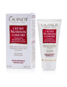 Guinot Continuous Nourishing And Protection Cream (For Dry Skin)