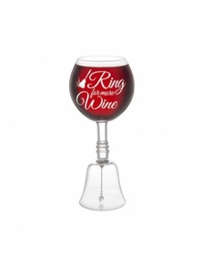 BigMouth Wine Glass - Ring For More