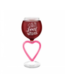 BigMouth Wine Glass - All You Need Is