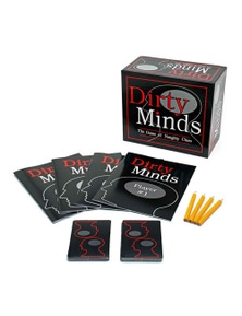 Dirty Minds - The Game of Naughty Clues