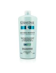 Kerastase Resistance Bain Force Architecte Strengthening Shampoo (For Brittle, Damaged Hair, Split Ends)