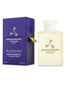 Aromatherapy Associates De-Stress - Mind Bath & Shower Oil