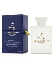 Aromatherapy Associates Support - Lavender & Peppermint Bath & Shower Oil