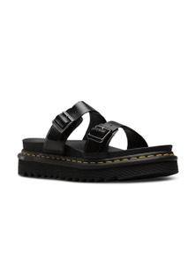 Dr. Martens Women's Myles Slide Sandals - Black