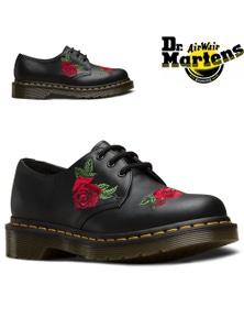 Dr. Martens 1461 Vonda Shoes - Black