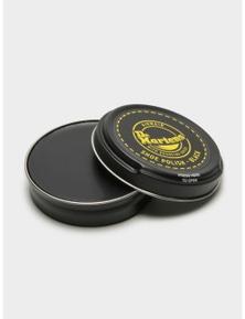 Dr. Martens Black Shoe Polish Boot Care Accessory - Black