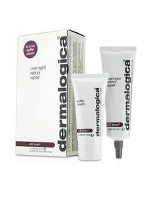 Dermalogica Age Smart Set: Overnight Retinol Repair 30ml + Buffer Cream 15ml