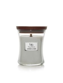 WoodWick Lavender & Cedar Medium