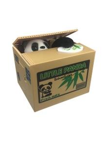 Coin Stealing Panda Money Bank